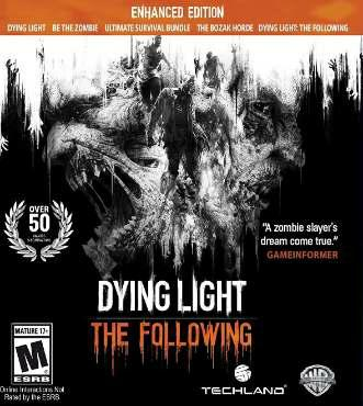 gktorrent Dying Light The Following Enhanced Edition Prison Heist (PC)