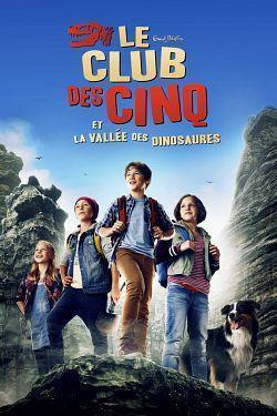 Gk Torrent Le Club des Cinq et la vallée des dinosaures FRENCH BluRay 1080p 2020
