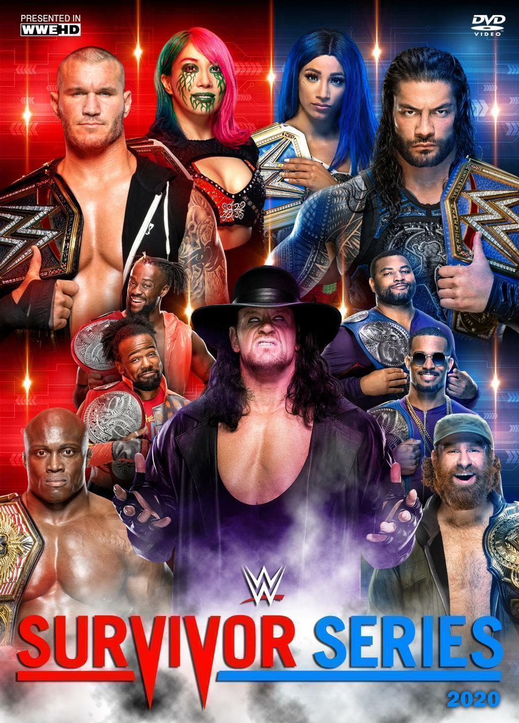 Gk Torrent WWE Survivor Series PPV WEBRIP 2020